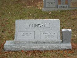 Rebecca Becky <i>Wallace</i> Clippard