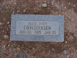 Allie John Christensen