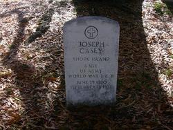 SSgt Joseph Casey
