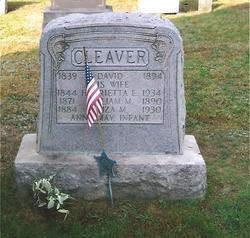 William M Cleaver