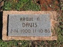 Arque Neal Davis, Sr