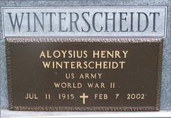 Aloysius H. Winterscheidt