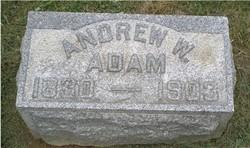 Andrew W Adam