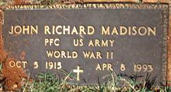 John Richard Madison