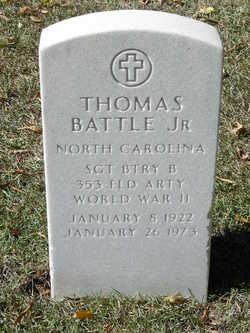 Thomas Battle, Jr