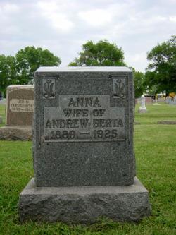 Anna <i>Gotch</i> Berta
