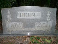 Bertha Nora <i>Peeples</i> Horne