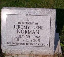 Jeromy Gene Norman