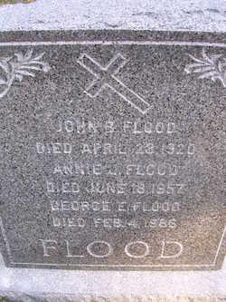 George Ernest Flood