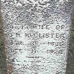 Docia McClister