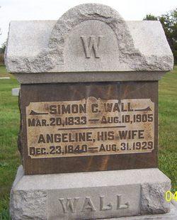 Simon C Wall