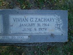 Vivian Jane <i>Green</i> Zachary