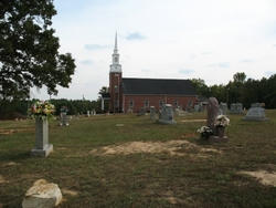 Mitchell Chapel AME Zion Church Cemetery