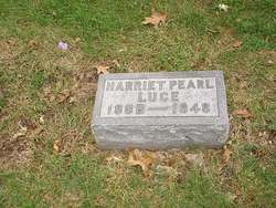 Harriet Pearl Luce