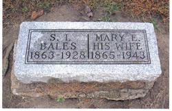 Mary Jane <i>Cates</i> Bales