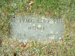 Betty May <i>Iler</i> Adams