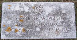 George W. Post