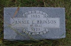 Annie Lou <i>Guynes</i> Brinson