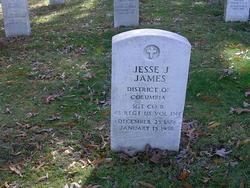 Sgt Jesse J James