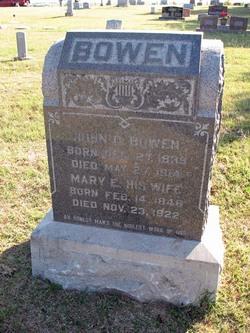 John D. Bowen