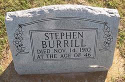 Stephen Coleman Burrill