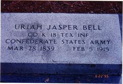 Uriah Jasper Bell