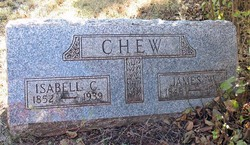 Isabell Catherine <i>Hersh</i> Chew