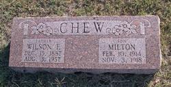 Milton Chew