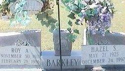 Roy A. Barkley