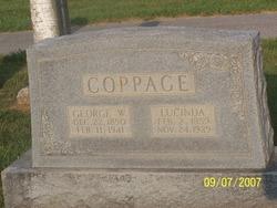 Lucinda <i>Anderson</i> Coppage