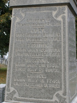 Susanna <i>Edwards</i> Porter