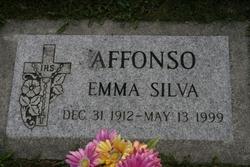 Emma <i>Silva</i> Affonso