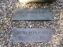 Dorothy Dean Percival