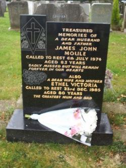 James John Moule