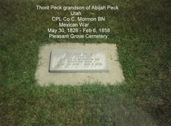 Corp Thorit Peck