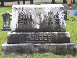 Caddo Eliza Ann <i>Callaway</i> Holder