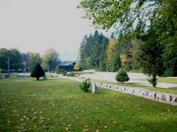 KZ - Friedhof Ebensee