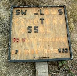 Swallows Cemetery