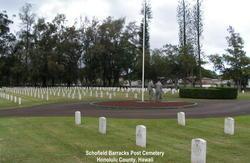 Schofield Barracks Post Cemetery