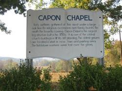 Capon Chapel Cemetery
