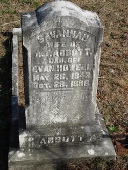 Savannah <i>Howell</i> Abbott