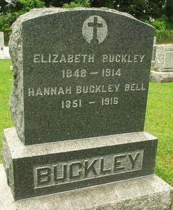 Hannah <i>Buckley</i> Bell