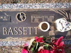 Charlotte Sue <i>Chiasson</i> Bassett