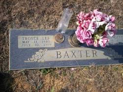 Troyce Lee <i>Shockey</i> Baxter
