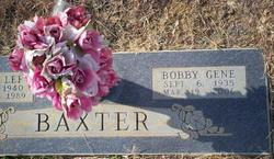 Bobby Gene Baxter