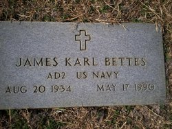 James Karl Bettes