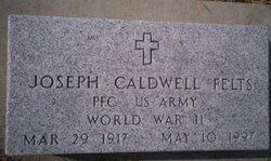 Joseph Caldwell Felts