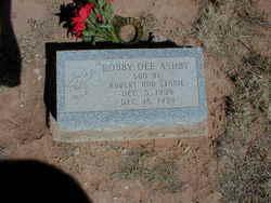 Bobby Dee Ashby