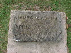 James Monroe Adams, Sr
