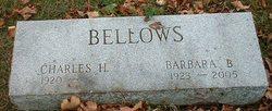 Barbara <i>Bogue</i> Bellow